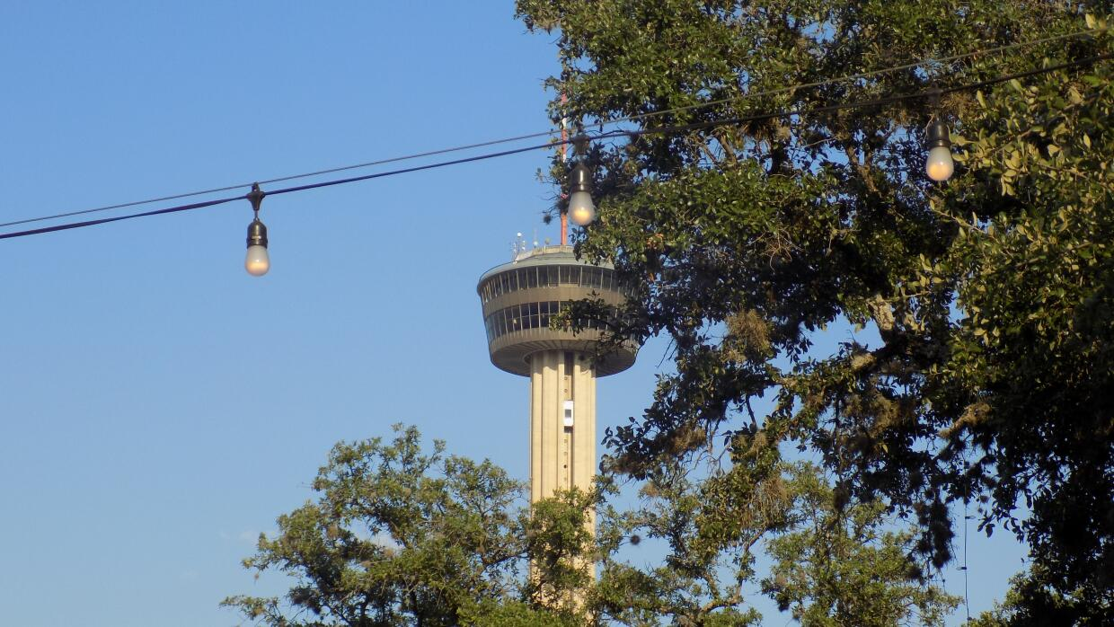 Tower of the Americas Downtown San Antonio