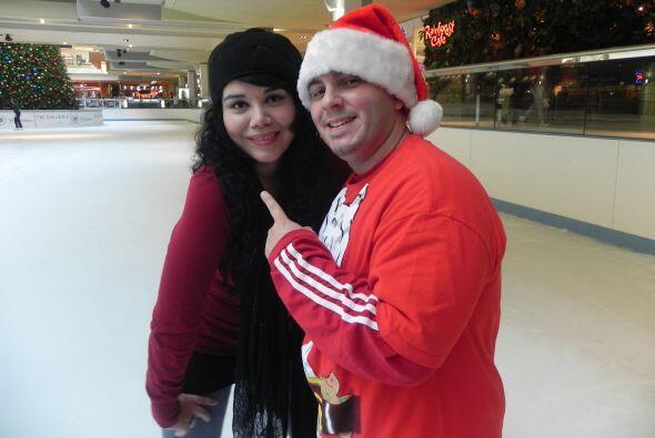 Para Ana la navidad es muy importante y ama esta fiesta.