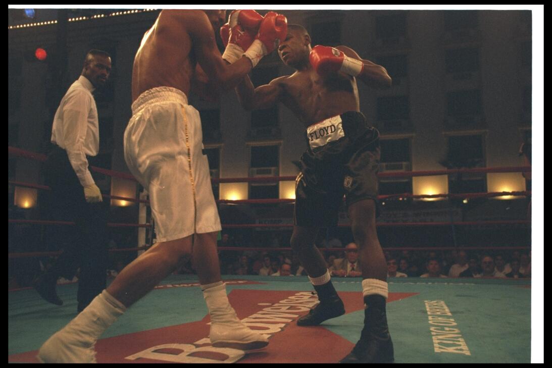 Floyd vs. Conor: Lo mejor de dos mundos Getty Floyd vs. Apodaca.jpg