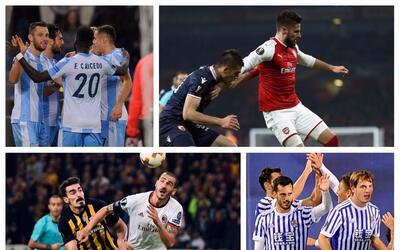 Nápoles 1-1 Villarreal: El compromiso del Villarreal le da el pase en Ná...