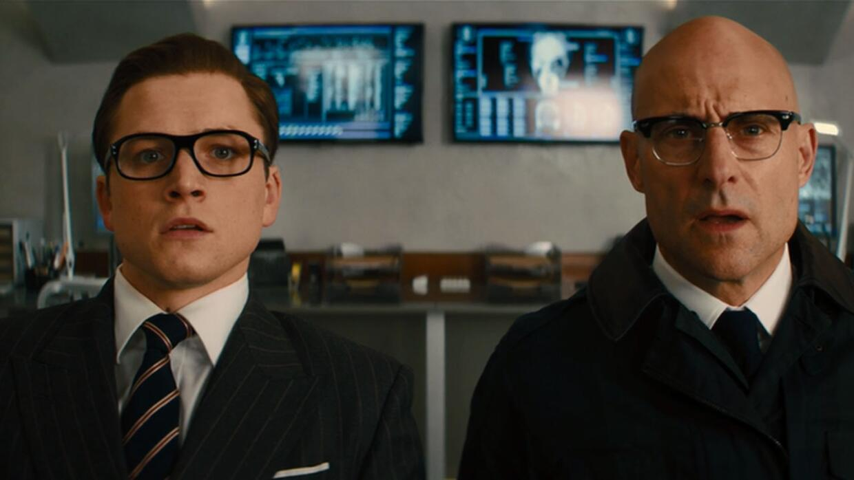 'Kingsman: The Golden Circle' - el servicio secreto británico