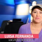 Juan Gabriel marcó la carrera artística de Luisa Fernanda