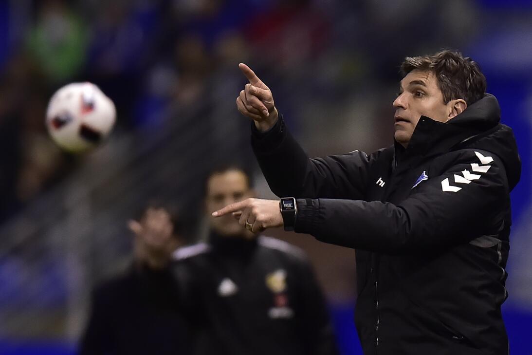 Las mejores imágenes del histórico pase del Alavés a la final de la Copa...