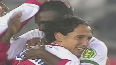 ¡Top 5! Los mejores goles en la historia entre Necaxa y Cruz Azul