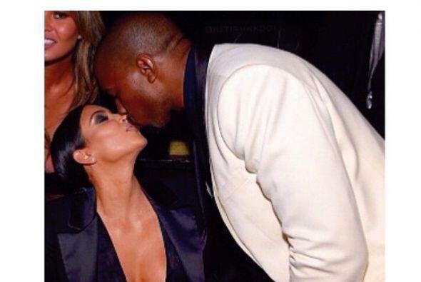 La Kardashian dio la buena noticia al final del último capítulo de su re...
