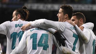 En fotos: Real Madrid venció 3-1 a Getafe en triunfo para recuperar la confianza en Liga