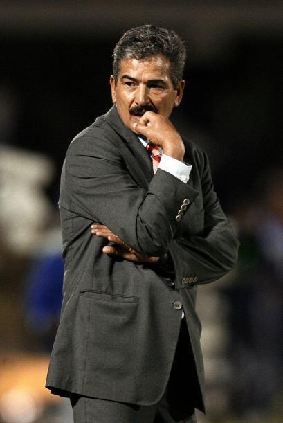 El colombiano Jorge Luis Pinto también dirigió a Costa Rica y presenta l...
