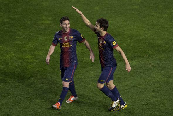 Tanto con goles como con asistencias clave fue muy importante para el tr...