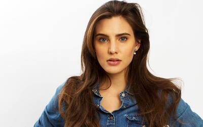 Macarena Agacha es 'Olivia Nieves' en 'La piloto'