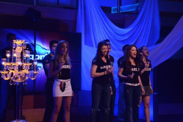 Con esta presentación, las chicas se lucieron. Todas tienen unas voces a...