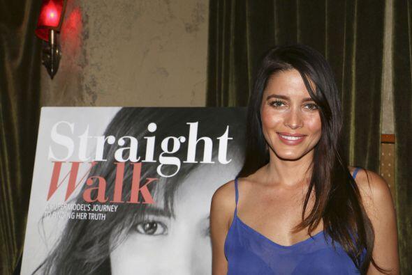 Adriana Fonseca con sonrisa de oreja a oreja.