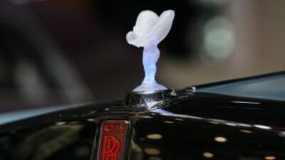 El Rolls-Royce 102EX está basado en el Phantom pero con un funcionamient...