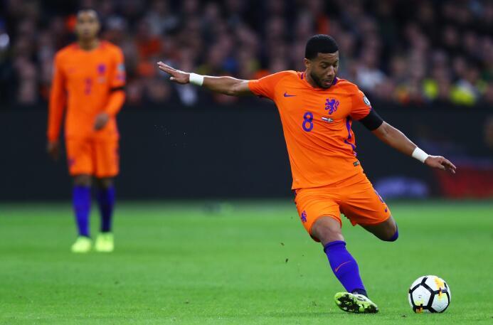 Holanda no logró la hazaña ante Suecia y se perderá el Mundial a Rusia 2...