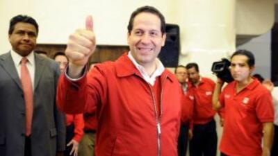 El PRI parece encaminarse a una victoria electoral en el Estado de Méxic...