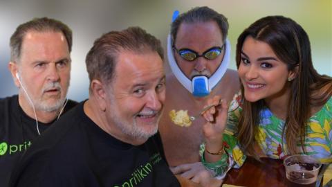 Raúl de Molina realiza un tratamiento para perder peso en Pritiki...