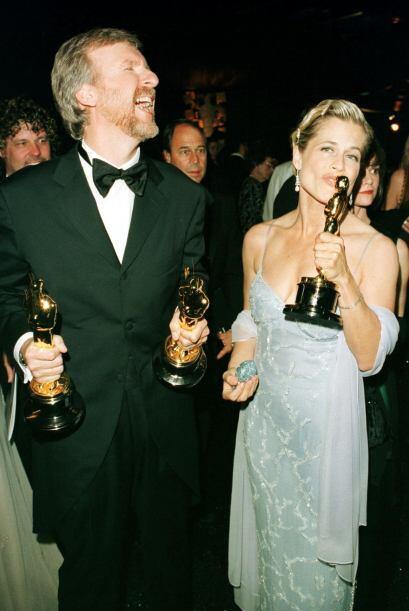 Clap, clap, clap... Como Linda probó el orito del Oscar, parece que le g...