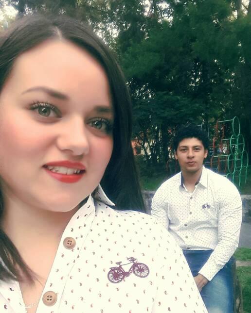 Andrea Lagunes encontró a su 'Gotita de amor', él es quien le ro...