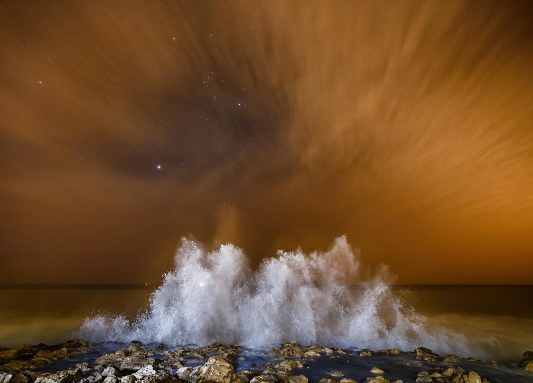 11 imágenes que te harán envidiar a los fotógrafos de la naturaleza 2137...