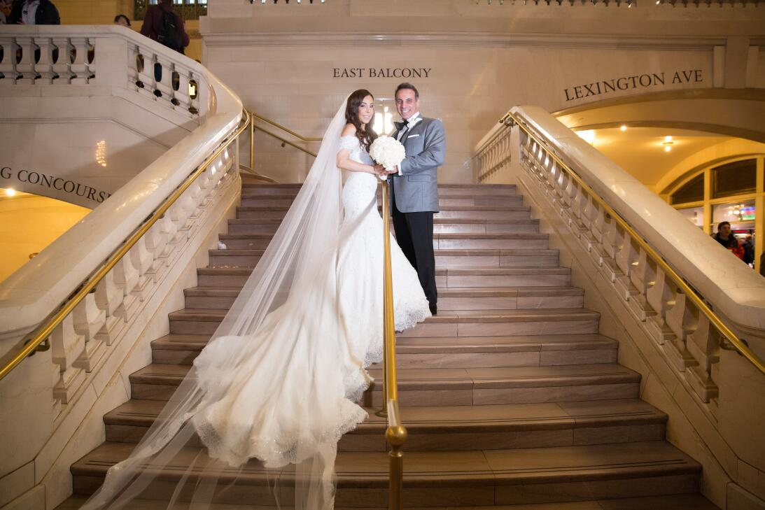 Lo que todos querían ver: las fotos oficiales del matrimonio de Gelena y...