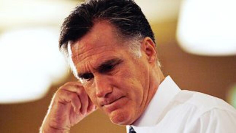 Mitt Romney considera amnistía cualquier propuesta, así sea limitada, de...