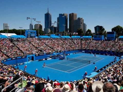 Comenzó el Abierto de Australia, primer Grand Slam de la temporad...