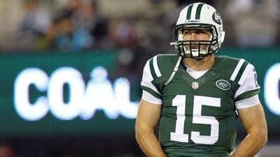 Tim Tebow buscaría su salida de Jets (AP-NFL).