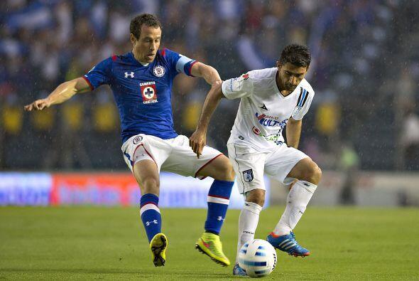 Gerardo Torrado, es uno de los pocos casos de futbolistas violentos que...