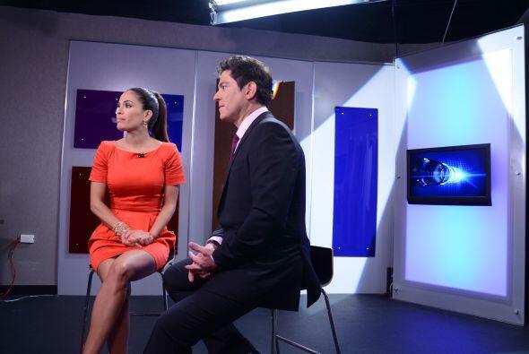 """""""Univision le abre las puertas al talento, al talento nuestro, al talent..."""