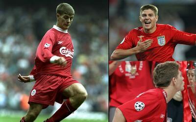 """Steven Gerrard se presentó en LA Galaxy: """"He venido a ganar"""" Getty-prime..."""