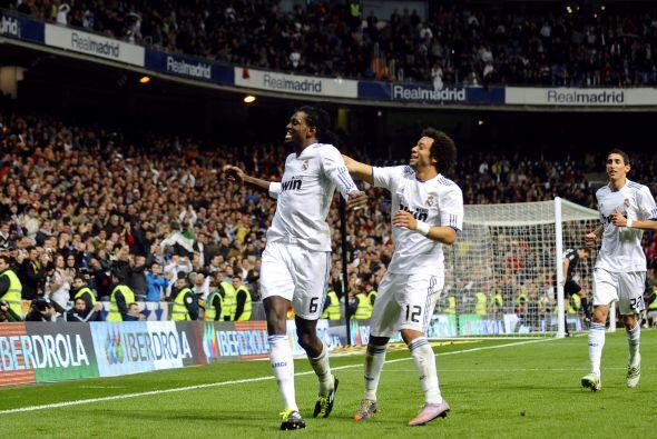 Buenos números para el último refuerzo de los blancos. Real Madrid se im...