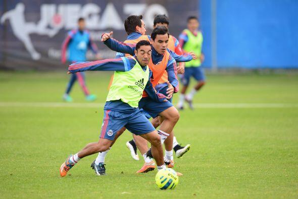 En el ataque es indiscutible que Chivas manda a sus elementos más import...