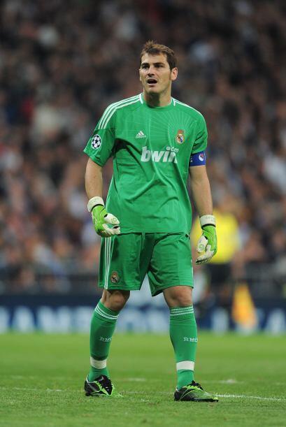 La portería madridista es de Iker Casillas desde el inicio del Siglo XXI...