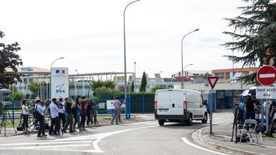 Posibles restos del MH370 llegan a Francia