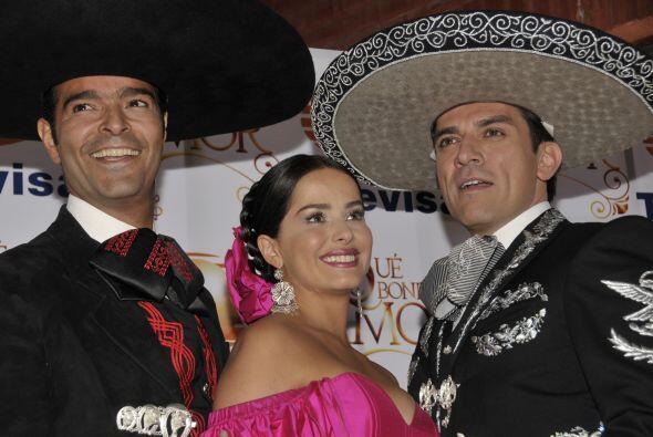 Durante la telenovela de Qué Bonito Amor hemos disfrutado de la presenci...