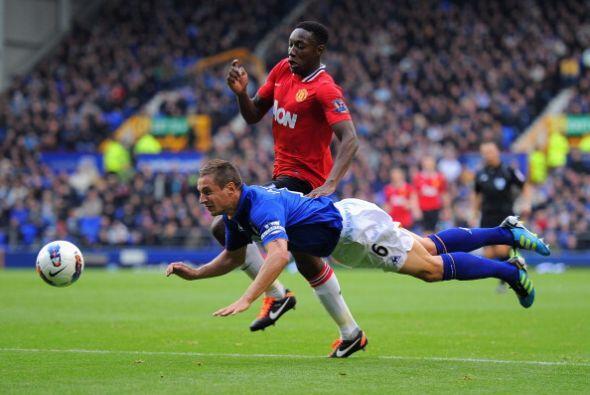 Everton tuvo una oportunidad pero no concretó.