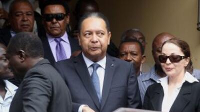 Baby Doc Duvalier