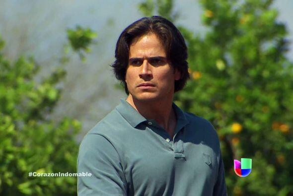 La telenovela tuvo muy buena aceptación. Daniel Arenas era su galán.