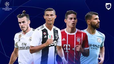 EN VIVO | La Juventus y Cristiano Ronaldo se presentan en la fase de Grupos de la Champions League