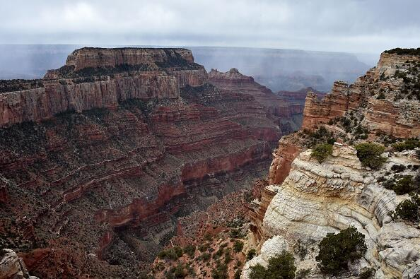 El Gran Cañón es un lugar sagrado para las comunidades indígenas que han...
