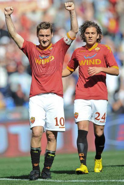 El propio Totti lo cobró correctamente y con el 2-1 final el título de I...