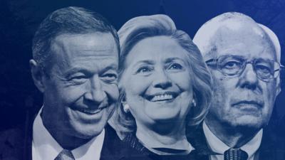 Siga en vivo el foro de aspirantes demócratas Brown & Black fusion.png