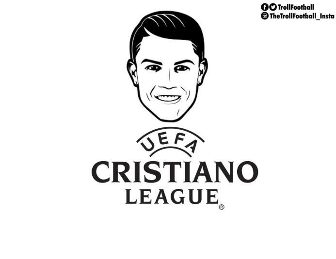 Cristiano Ronaldo marcó gol y los memes se rindieron a sus pies dqy9qgkv...