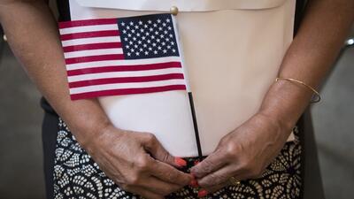 ¿Existe algún peligro al registrar la solicitud de ciudadanía?