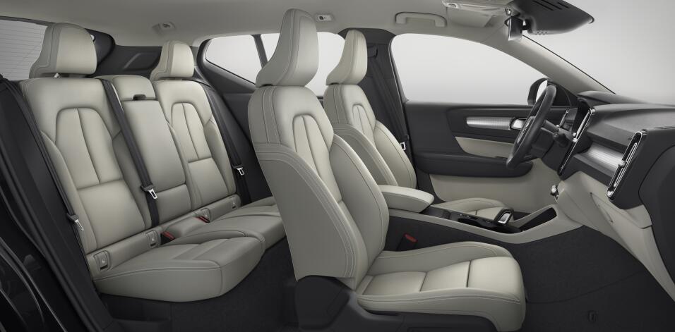 Volvo reveló en Milán la nueva XC40, su primera camioneta compacta the-n...