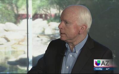 Exclusiva: McCain culpa a Obama de crecimiento de ISIS