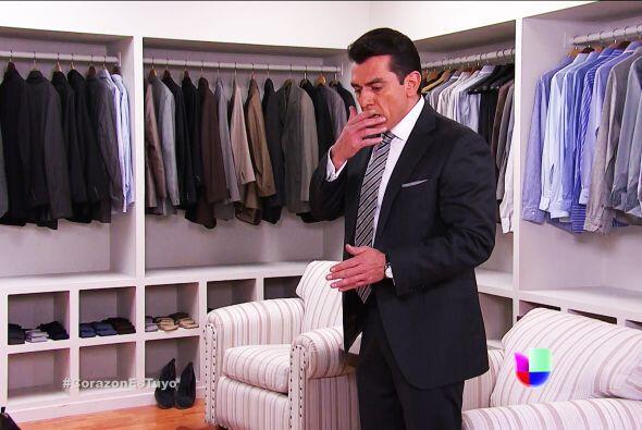 ¡Ayy Fernando! No mires, tus zapatos favoritas fueron destruídos. Sí, so...