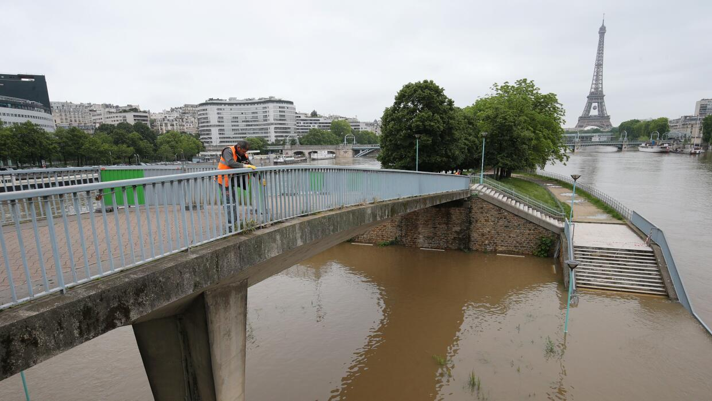 Lluvias Francia