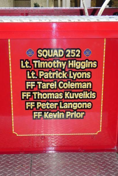 Carro bombero recuerda a sus caídos el 9/11 81868a19904e4573ba24112e78d0...