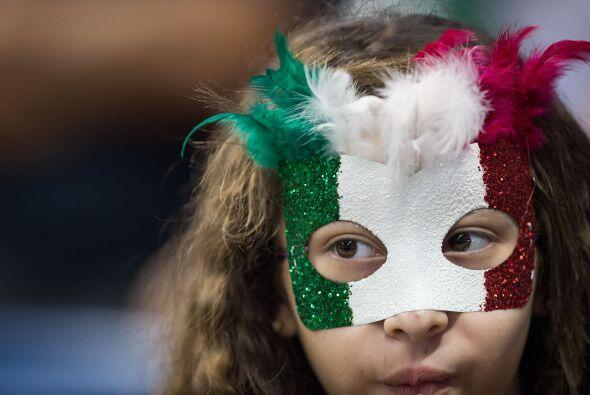 EEUU vs. México 2015