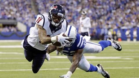 Texans 16-10 Colts: Con Weeden de QB, Houston tomó por asalto liderato d...